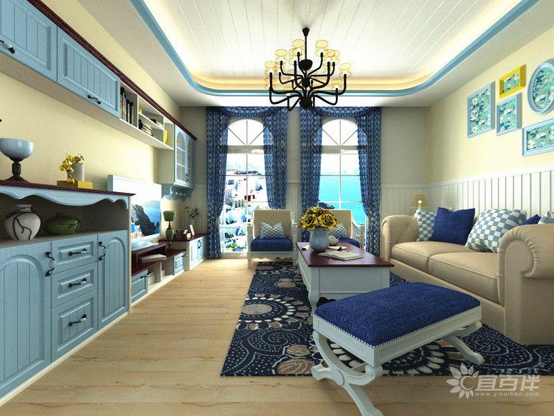 现代简约风格与地中海风格家具有什么区别