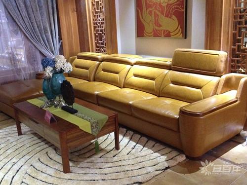 现代中式家具沙发