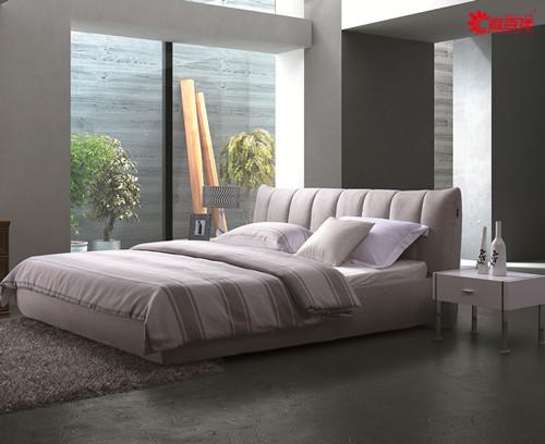 现代简约床