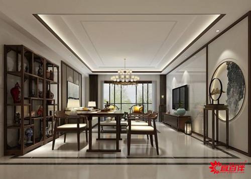 新中式客厅家具