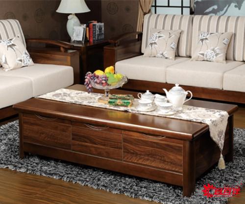 新中式风格茶几家具