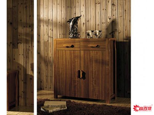 虎斑色新中式客厅家具