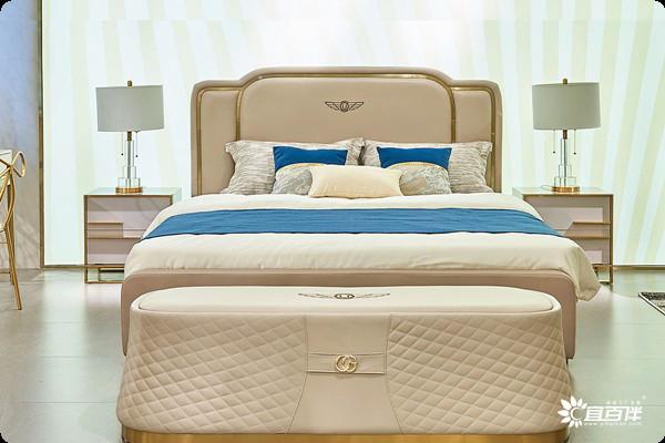 宜百伴轻奢卧室家具
