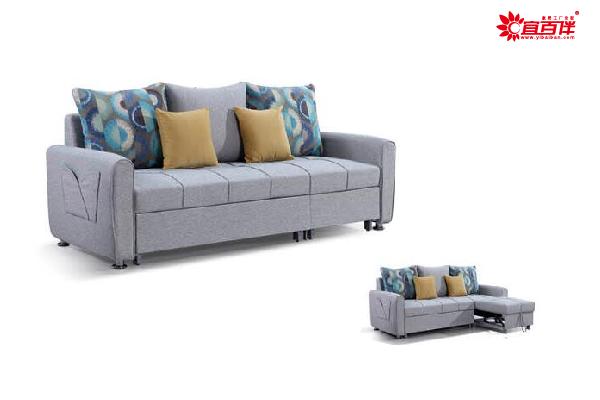宜百伴现代功能沙发
