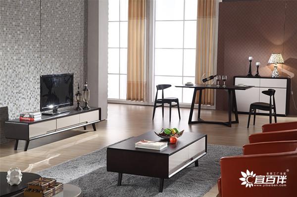 现代简约实木家具